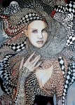 giclee - Salome- Popdivy - 60x90 cm