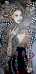 giclee - Salome- Popdivy - 60x120 cm
